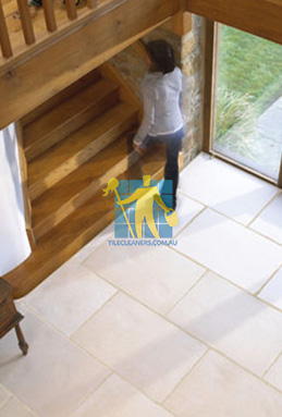limestone tiles indoor tuscany Brisbane cleaning